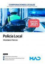 POLICIA LOCAL PRUEBAS FISICAS CORPORACIONES LOCALES