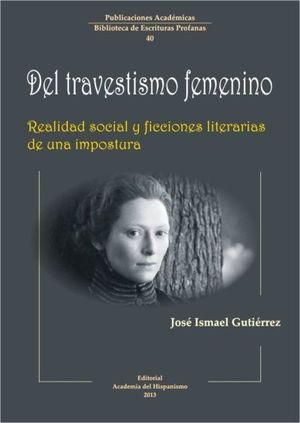 DEL TRAVESTISMO FEMENINO