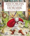 HISTORIAS PARA ANTES DE DORMIR. CUENTOS DE ANIMALES