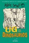 UG Y LOS DINOSAURIOS - DIARIO DE ALFIE SMALL 1