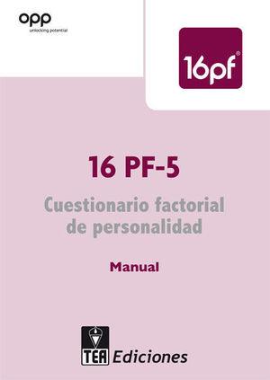 16PF-5 KIT DE CORRECCIÓN 25 USOS
