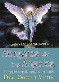 MENSAJES DE TUS ANGELES (LIBRO + CARTAS)