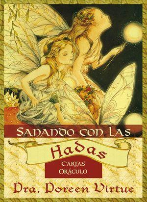 SANANDO CON LAS HADAS (LIBRO Y CARTAS)