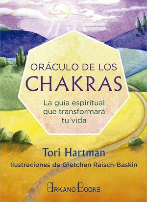ORACULO DE LOS CHAKRAS (LIBRO+CARTAS)