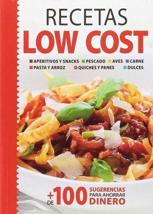 RECETAS LOW COST