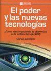 PODER Y LAS NUEVAS TECNOLOGÍAS, EL