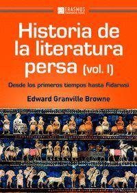 HISTORIA DE LA LITERATURA PERSA T.I