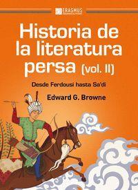 HISTORIA DE LA LITERATURA PERSA T.II