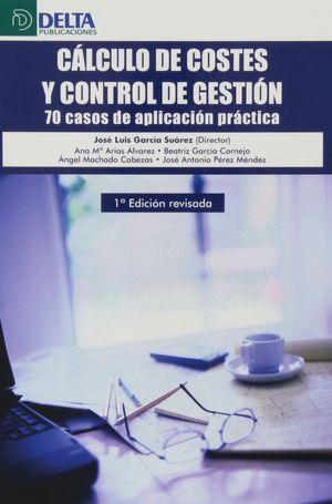 CÁLCULO DE COSTES Y CONTROL DE GESTIÓN