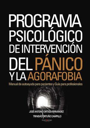 PROGRAMA PSICOLÓGICO DE INTERVENCIÓN DEL PÁNICO
