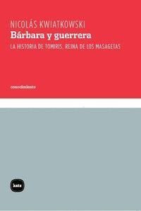 BÁRBARA Y GUERRERA
