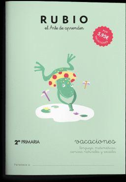 RUBIO VACACIONES 2º PRIMARIA