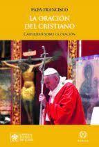 LA ORACION DEL CRISTIANO