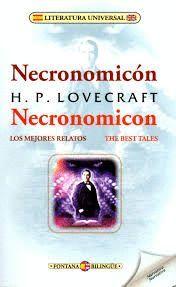NECRONOMICÓN / NECRONOMICON (BILINGUE)
