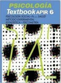 PSICOLOGIA TEXTBOOK APIR 6 PSICOLOGIA SOCIAL, PSICOLOGIA SALUD
