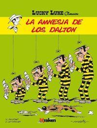 LUCKY LUKE. LA AMNESIA DE LOS DALTON