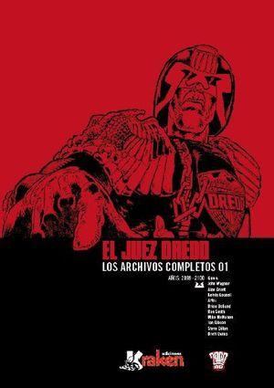 EL JUEZ DREDD. LOS ARCHIVOS COMPLETOS 01
