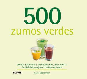 500 ZUMOS VERDES