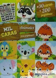 MIL CARAS. ANIMALES