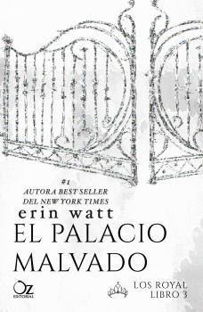 EL PALACIO MALVADO. LOS ROYAL. LIBRO 3