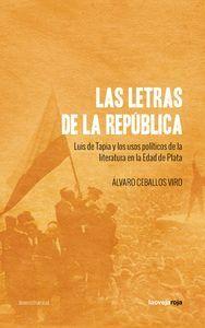 LAS LETRAS DE LA REPUBLICA