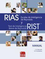 RIAS JUEGO COMPLETO. ESCALAS DE INTELIGENCIA DE REYNOLDS Y RIST TEST DE INTELIGENCIA BREVE DE REYNOLDS
