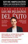 PACK LOS 88 PELDAÑOS + POSTER + 88 CARTAS PARA TI Y PARA REGALAR