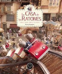 LA CASA DE LOS RATONES. SAM Y JULIA VAN A LA FERIA