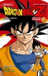 DRAGON BALL Z ANIME COMICS. SAGA DE LOS SAIYANOS 1