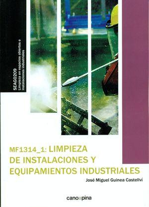LIMPIEZA DE INSTALACIONES Y EQUIPAMIENTOS INDUSTRIALES MF1314_1