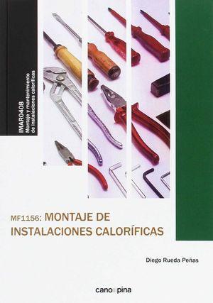 MF1156 MONTAJE DE INSTALACIONES CALORÍFICAS