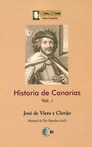 HISTORIA DE CANARIAS I