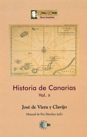 HISTORIA DE CANARIAS II