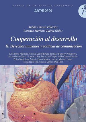 COOPERACION AL DESARROLLO II DERECHOS HUMANOS Y POLÍTICAS DE COMUNICACIÓN