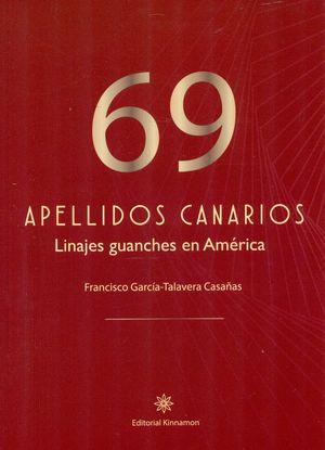 69 APELLIDOS CANARIOS