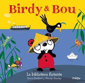 BIRDY & BOU, LA BIBLIOTECA FLOTANTE