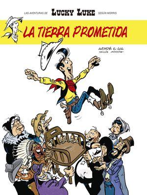 LA TIERRA PROMETIDA. LUCKY LUKE 6