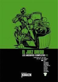 EL JUEZ DREDD: LOS ACRHICOS COMPLETOS 3
