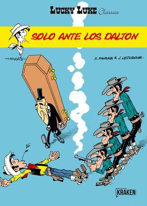 LUCKY LUKE CLASSICS 9 SOLO ANTE LOS DALTON
