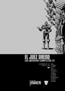 EL JUEZ DREDD. LOS ARCHICOS COMPLETOS 9