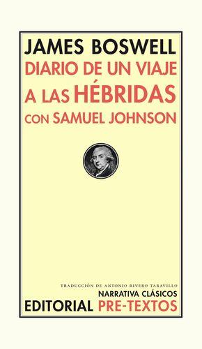 DIARIO DE UN VIAJE A LAS HEBRIDAS CON SAMUEL JOHNSON