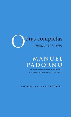 OBRAS COMPLETAS T.I 1955-1991