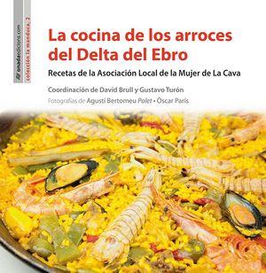 LA COCINA DE LOS ARROCES DEL DELTA DEL EBRO