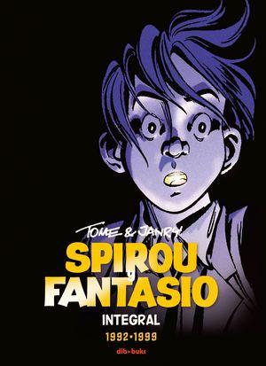 SPIROU Y FANTASIO INTEGRAL 1992-1999