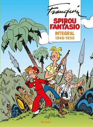 SPIROU Y FANTASIO INTEGRAL 1946-1950