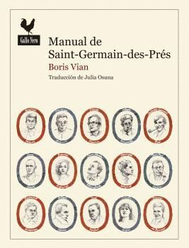 MANUAL DE SAINT-GERMAIN-DES-PR�ÉS (MAPA ILUSTRADO)