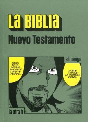 LA BIBLIA. NUEVO TESTAMENTO