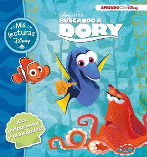 BUSCANDO A DORY -  MIS LECTURAS