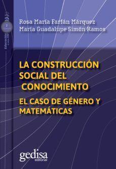 LA CONSTRUCCIÓN SOCIAL DEL CONOCIMIENTO