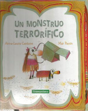 UN MONSTRUO TERRORIFICO